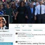 新媒體世代:盼了六年 歐巴馬終於有自己的推特帳號@POTUS