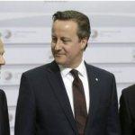 英國首相卡麥隆借峰會開始力推歐盟改革
