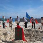 中國在南沙開建燈塔 「有助各國船舶導航」