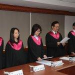 和解共生 模擬憲法法庭認定死刑違憲