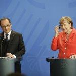 英國脫歐談判爭取權益 德、法聯手嚴陣以待