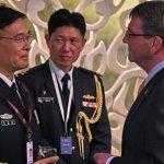中國國防部迅速回應美國防長卡特發言