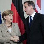 挽留英國 梅克爾:不排除修改歐盟基本條約