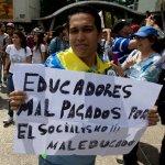 受不了齊頭式薪資 委內瑞拉爆大學教授出走潮