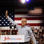 2016美國總統大選》矢言徹底改變華府 傑布.布希出征