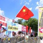 香港立法會繼續審議政改議案