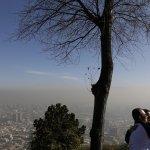智利首都空汙嚴重 全市進入緊急狀態