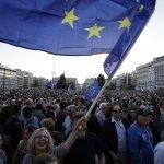 「反撙節」總理舉白旗?希臘違約危機可望有解