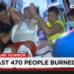 八仙爆炸案》傷勢關鍵期 再添10人進加護病房