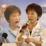 台灣指標民調 37%認為蔡英文急獨洪秀柱急統