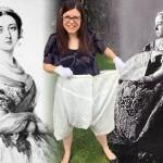 揭露「維多利亞的秘密」 英女王大尺碼內褲下周拍賣