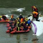 復興航空兩場空難 台灣螺旋槳定翼機事故率高於國際水平