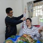 八仙爆炸案》200名替代役男陪伴傷患 8月1日受理家屬申請