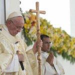 教宗方濟各牧靈南美洲 頌揚家庭價值與家庭之愛