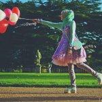 穆斯林也能打扮成羅莉塔嗎?她們是愛上日系時尚的穆斯林女孩!