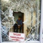 泰國遣返維吾爾人回中國 波及駐土領館遭砸