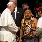 殖民時代教會侵犯美洲原住民 教宗祈求赦免
