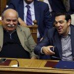 反撙節公投白辦了 希臘國會通過改革方案
