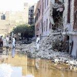 義大利駐開羅大使館爆炸 至少1死5傷