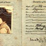 曾祖母的護照比你還潮,100年前的護照相片有趣到不可思議!
