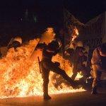 暴力示威聲中壓倒性贊成 希臘國會通過關鍵改革方案