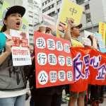 「對自拍片回應還比較有誠意」 勞團怒衝Uniqlo聲援慶盛罷工