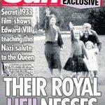 英國女王行納粹舉手禮?82年前影片曝光惹爭議