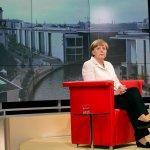 德總理梅克爾專訪:有條件對希臘債務減記