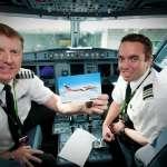 全球機師荒 未來20年全球需要55.8萬名機師