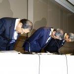 日本電子巨人東芝爆假帳醜聞 社長道歉辭職