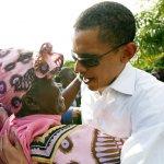 總統任內首度肯亞行 非洲掀歐巴馬狂熱