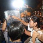 3記者採訪反課綱遭逮 媒勞權小組發文嚴正抗議