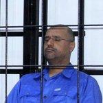 利比亞法庭判處前領導人格達費次子死刑