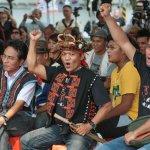 布農族「射耳祭」開幕 爭取槍枝狩獵除罪化