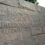 羅斯福擘劃人類四大自由 改變世界75年