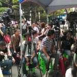 學生:課綱未撤銷也未暫緩 不畏颱風堅守教育部