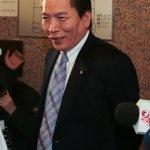 追隨宋楚瑜 藍委李鴻鈞下午宣布退出國民黨