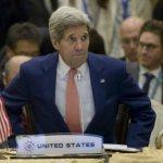 美國國務卿凱瑞促請各國和平解決南海爭議