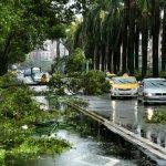 蘇迪勒重創全台灣 7死5失蹤402傷 僅次莫拉克風災
