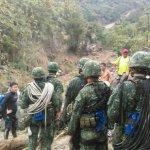 颱風重創烏來 陸軍特戰隊加派兵力搜尋失聯民眾