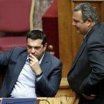 希臘國會漏夜通過紓困方案 齊普拉斯面臨總理保衛戰