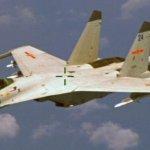 中國空軍穿越第一島鏈進入西太平洋演習
