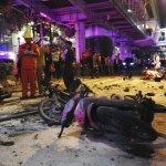 泰國曼谷四面佛壇驚傳爆炸 已知16死逾80傷 多名台灣遊客受傷