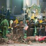 曼谷四面佛恐怖攻擊20死125傷 台灣民眾5傷1失聯