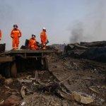 天津爆炸案》罹難消防員家屬要政府給個解釋