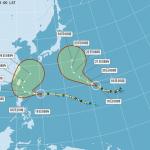 天鵝颱風襲台 最快明晚發佈海上警報