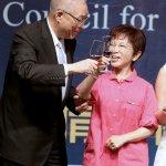 出馬遊說鄭汝芬選立委 吳敦義反被彰化基層勸進選總統