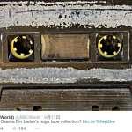 曾流落阿富汗唱片行的珍貴史料:賓拉登錄音帶