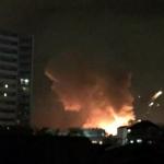 相模原駐日美軍基地爆炸 周邊多為住宅、學校