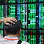 中國滬深暴跌7%提早收盤,台股開盤跌破十年線